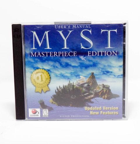 Myst – Masterpiece Edition
