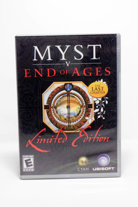 Myst V – End of Ages