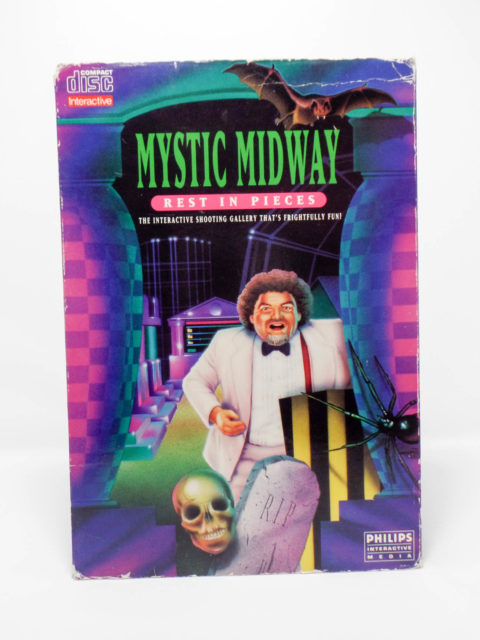 Mystic Midway – Rest In Pieces