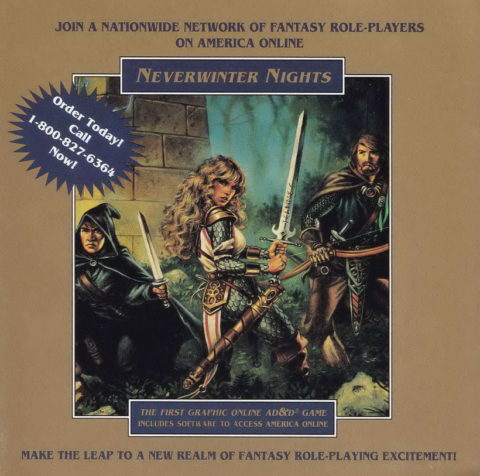 Neverwinter Nights (AOL Advertisement)