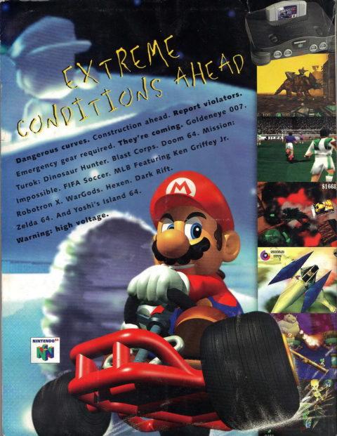 Nintendo – Extreme Conditions