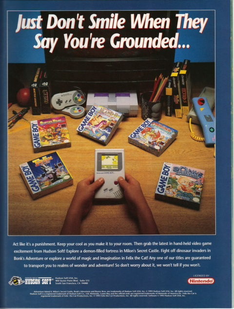 Nintendo – Grounded
