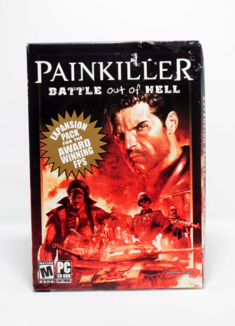 Painkiller – Battle Out Of Hell