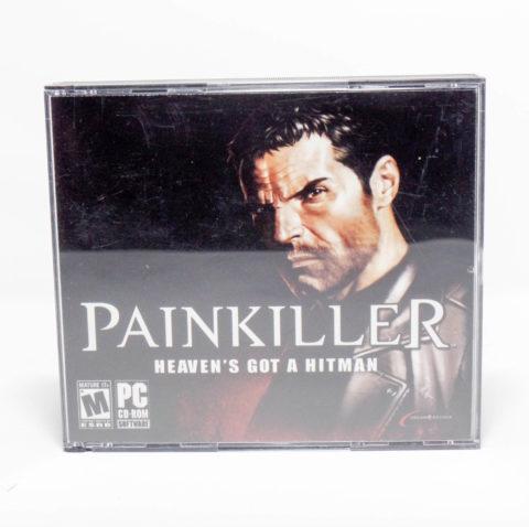 Painkiller – Jewel Case