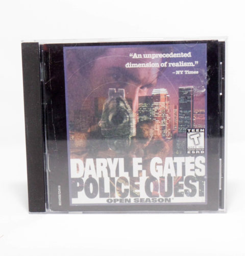 Police Quest IV