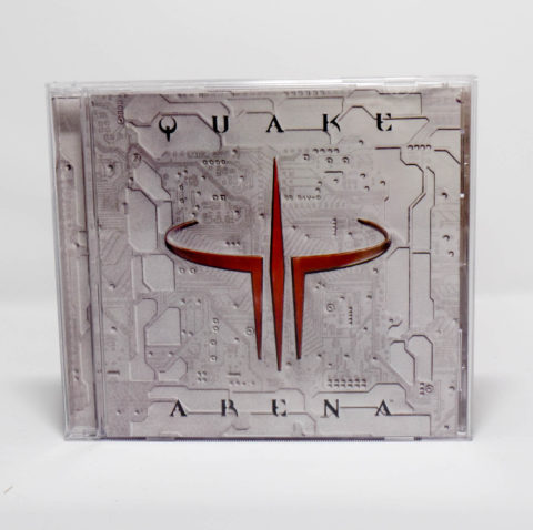 Quake III Arena – Jewel Case