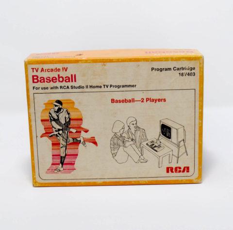 RCA Studio II – Baseball
