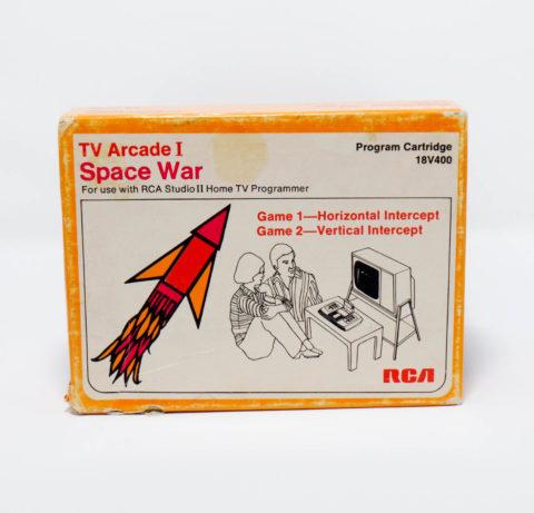 RCA Studio II – Space War