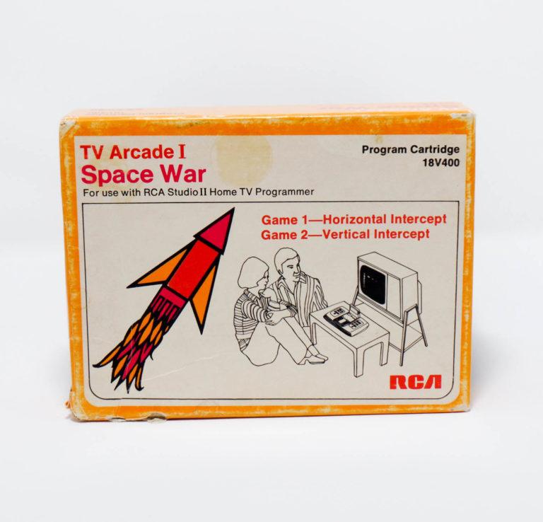 RCA Studio II – Space War