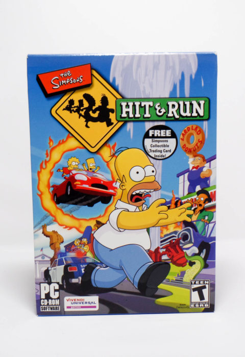 Simpsons – Hit and Run