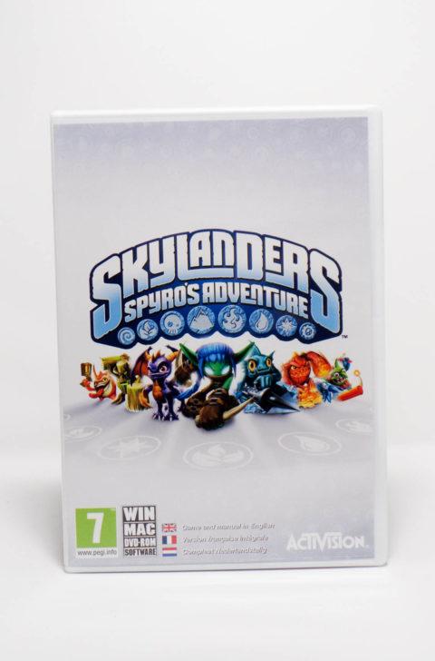 Skylanders – Spyros Adventure