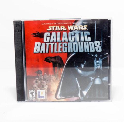 Star Wars – Galactic Battlegrounds