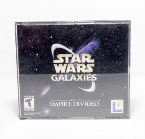 Star Wars Galaxies – Jewel Case