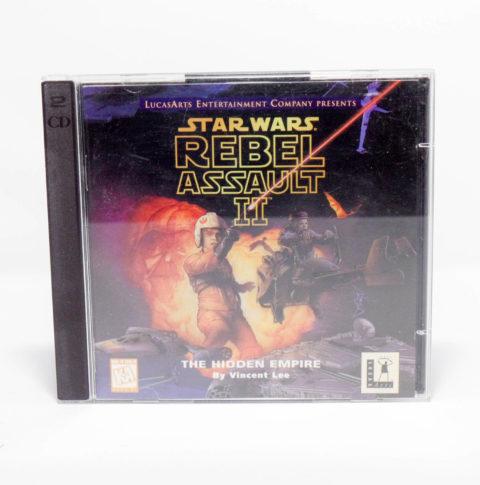 Star Wars – Rebel Assault II