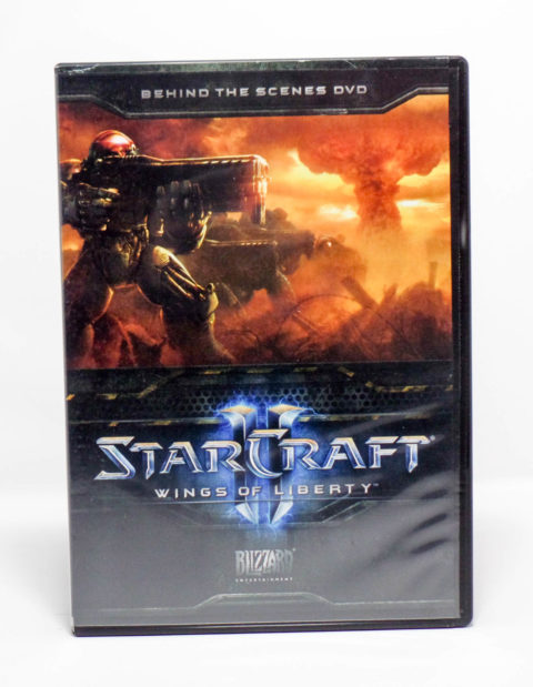 Starcraft II – Wings of Liberty – Behind the Scenes