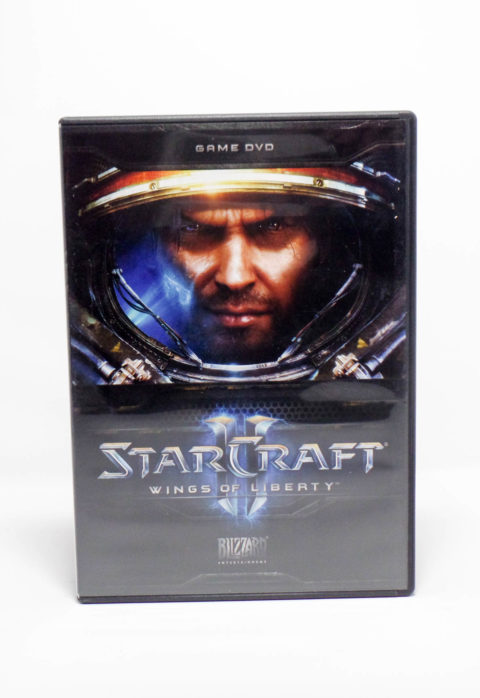 Starcraft II – Wings of Liberty – Game DVD