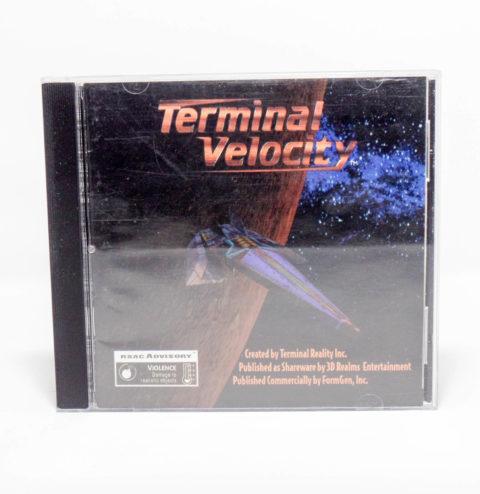 Terminal Velocity – Jewel Case