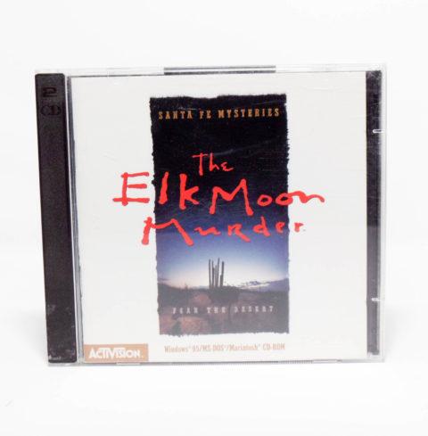 The Elk Moon Murder