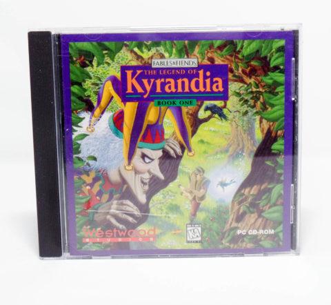 The Legend of Kyrandia – Book One