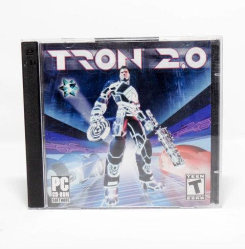 Tron 2.0 – Jewel Case