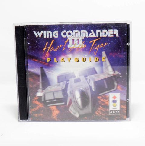 Wing Commander III – Jewel Case