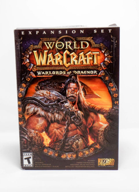 World of Warcraft – Warlords of Draenor