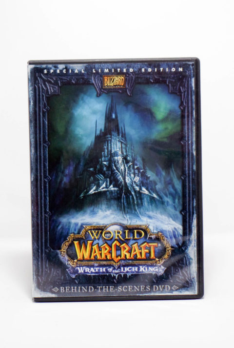 World of Warcraft – Wrath of the Lich King – Behind The Scenes DVD