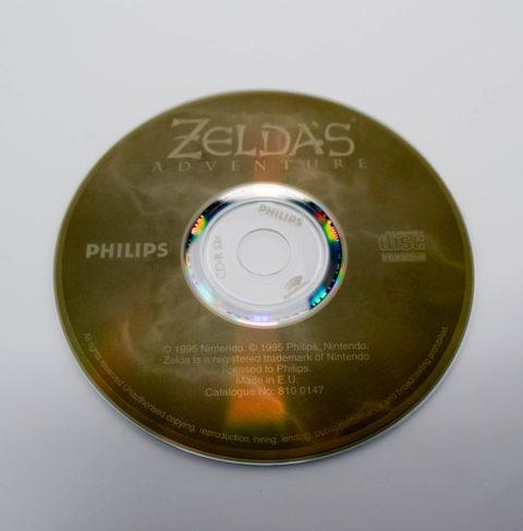 Zeldas Adventure