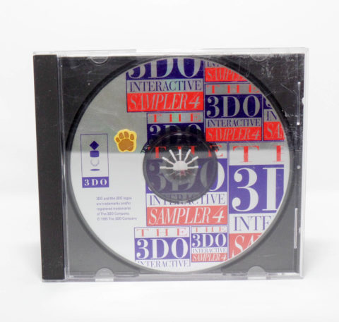 3DO Interactive Sampler 4