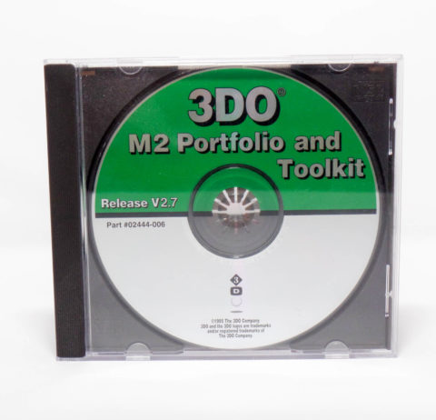 3DO – M2 Toolkit