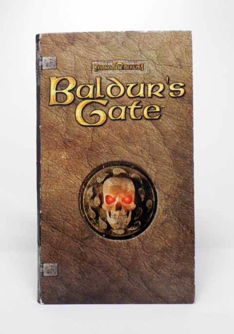 Baldurs Gate – Disc Sleeve