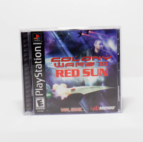 Colony Wars III – Red Sun