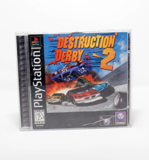 Destruction Derby 2 – Black Label
