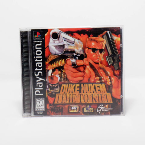 Duke Nukem – Time To Kill