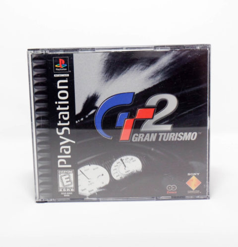 Gran Turismo 2 – Black Label