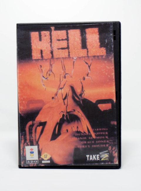 Hell – A Cyberpunk Thriller