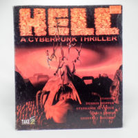 Hell – A Cyberpunk Thriller – PC Box