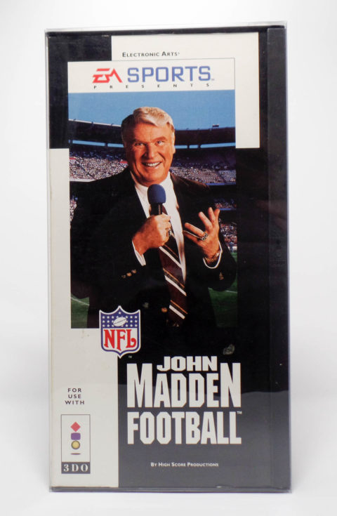John Madden Football – 3DO