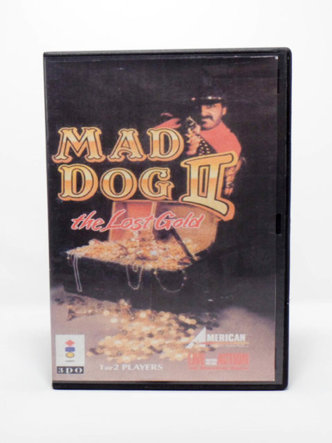 Mad Dog II – The Lost Gold