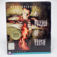 Phantasmagoria 2 – Puzzle of Flesh – Box