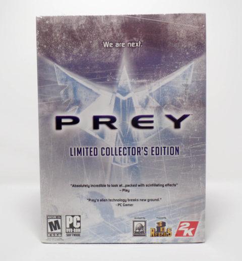 Prey – Collectors Edition