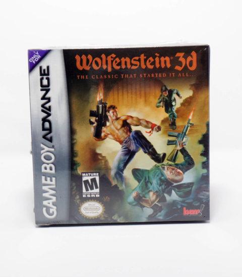 Wolfenstein 3D – GBA