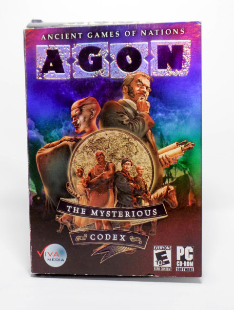 AGON – The Mysterious Codex