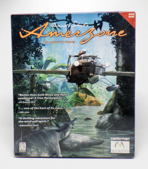 Amerzone – The Explorers Legacy