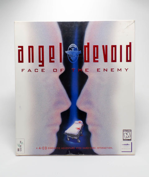 Angel Devoid – Face of the Enemy