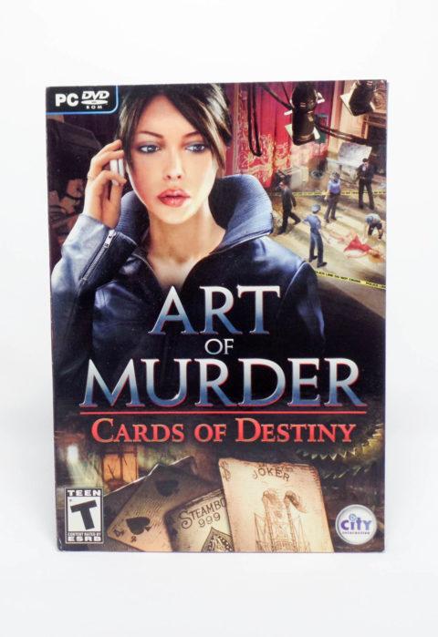 Art of Murder – Cards of Destiny