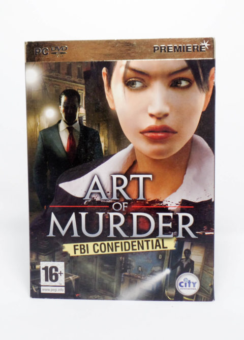 Art of Murder – FBI Confidential