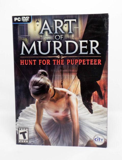 Art of Murder – Hunt for the Puppeteer