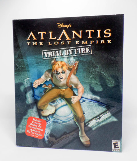 Atlantis – The Lost Empire – Trial By Fire