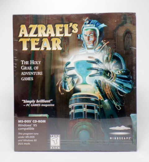 Azraels Tear (sealed)